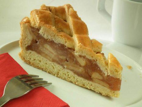 Fahéjas almás pite 14 szeletes