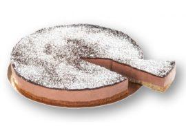 Paleo torták 12 szeletes Csokis/Erdei gyümölcsös/Maracujás